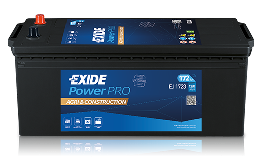 Exide PowerPRO Agri & Construction
