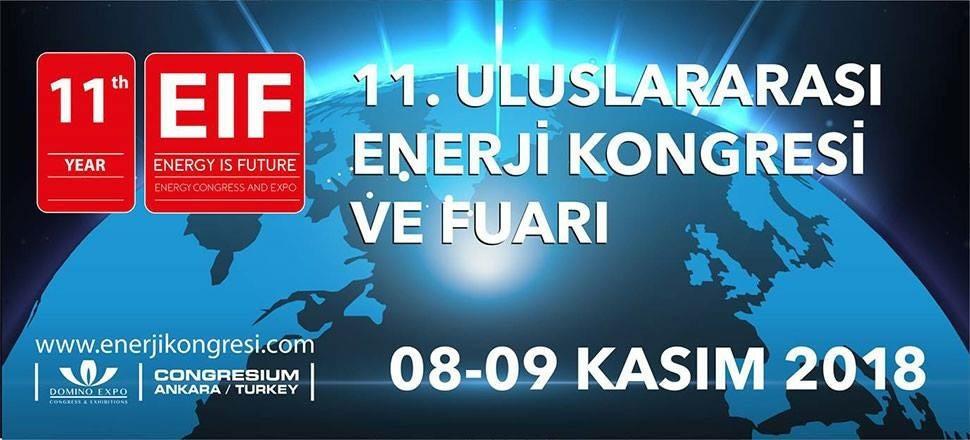 İncitaş EIF 2018'de