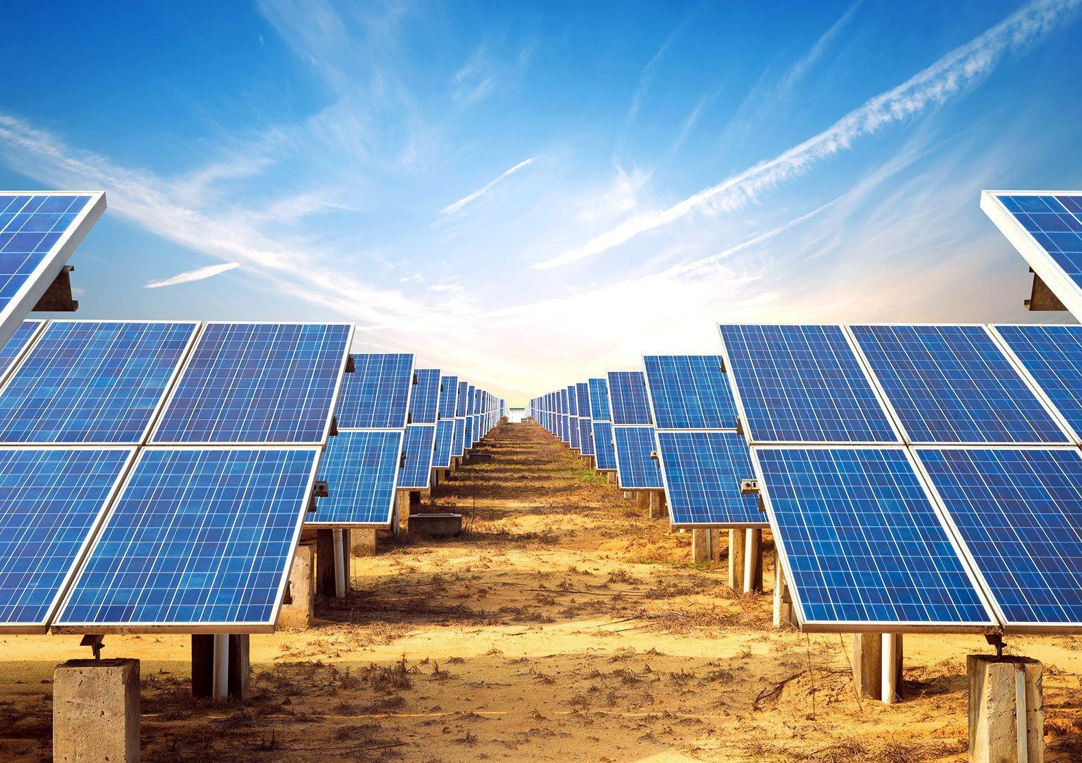 GES (Güneş Enerji Santralleri) Bakım ve Onarım