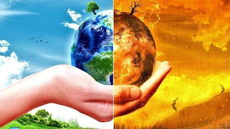 İklim Değişikliği Nedir? Küresel İklim Değişikliği Neden Olur?