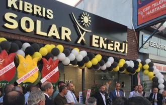 Solarix Enerji'nin, Kıbrıs Şube Açılışı Yapıldı.