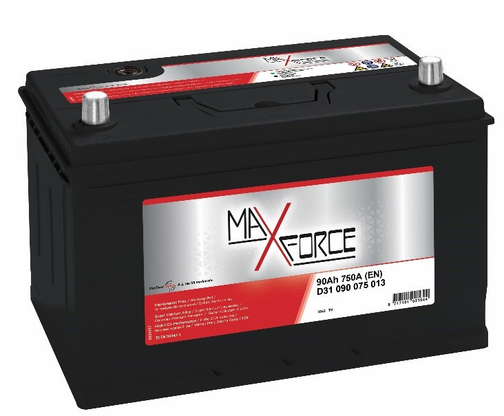 Maxforce İncitaş'ta!