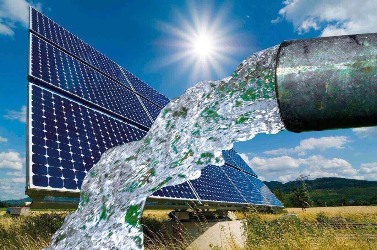 Güneş Enerjisi ile Tarımsal Sulama Nedir?