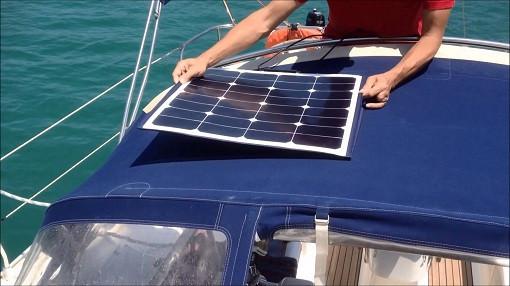 Teknelerde Güneş Enerjisi Kullanımı