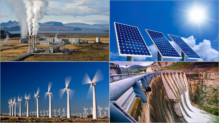 Türkiye'de Yenilenebilir Enerji Kaynakları ve Çevresel Etkileri Nelerdir?